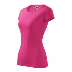 Pink női poló glance